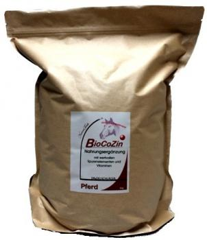BioCoZin Feed Supplement for Horses, 3 kg