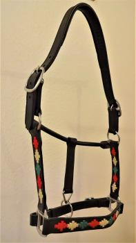 Chukka Style Leather Halter