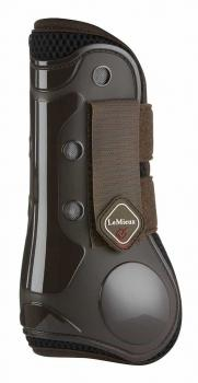LeMieux Derby ProJump Tendon Boot, brown