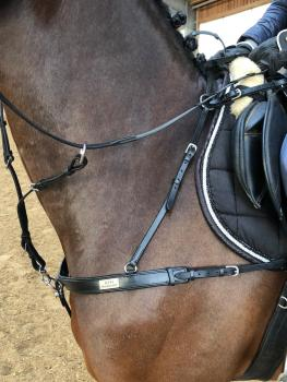 "5-Point Breastplate ""Milano"""