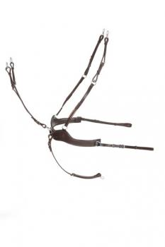 "5 Point Breastplate  ""W&S"" (Wide & Safe)"
