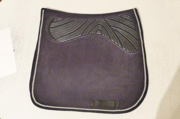 Acavallo Dressage Square with Twin-Sided Gel Pad, with Rope
