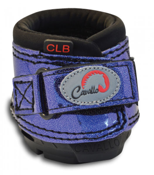 Cavallo Cute Litttle Boot metallic
