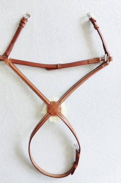 Mexican Noseband for Soft&Classy II or Similar Bridles