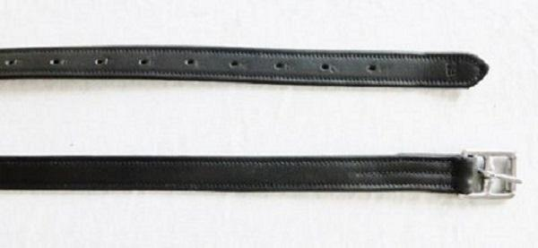 Stirrup Leathers with Nylon® Reinforcement, Pair